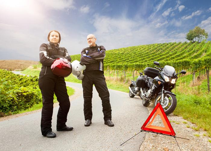 Asistencia en Carretera para Motos