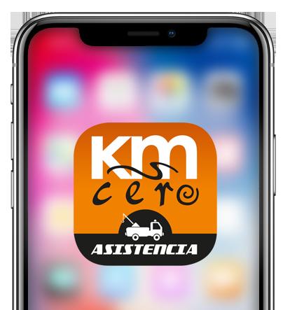 APP de asistencia para moto KmCero