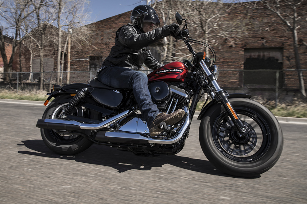 Tipos de motos: Custom y con estilo
