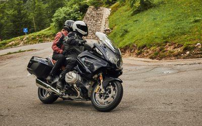 Tipos de motos: Turismo