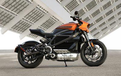 Tipos de motos: Eléctricas