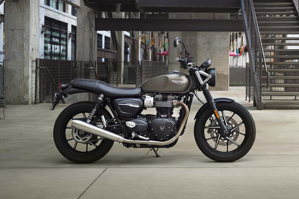 """La familia Triumph Bonneville son un ejemplo de motos neo-clasicas """"modern classic"""""""