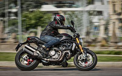 Tipos de motos: Naked y polivalentes
