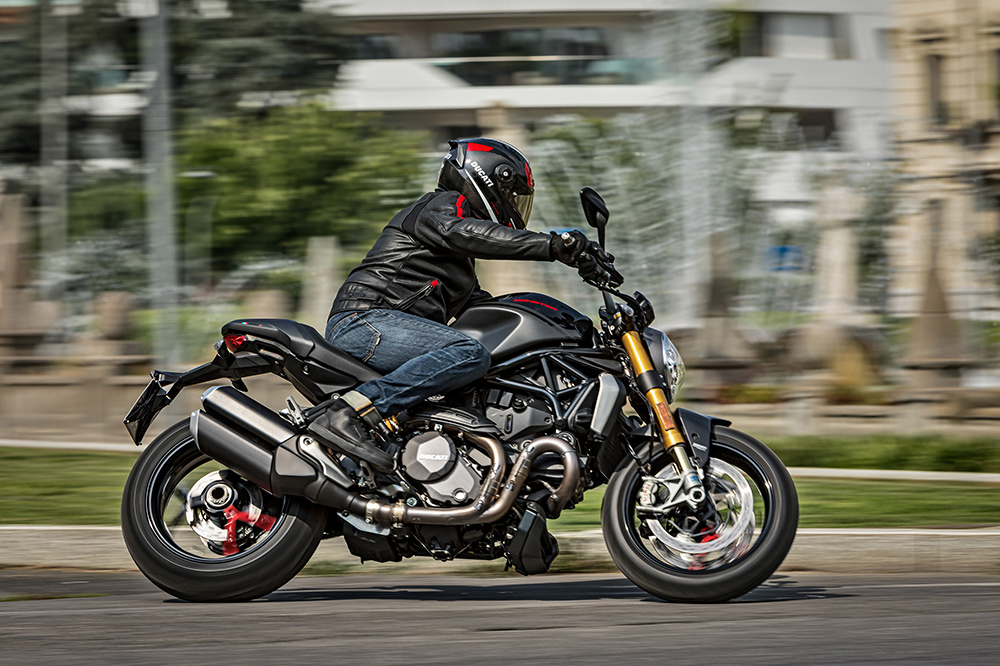 Tipos de motos: Naked