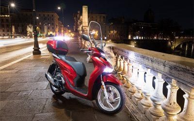 Ventajas de la moto y del scooter