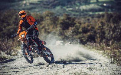 Tipos de motos: De campo