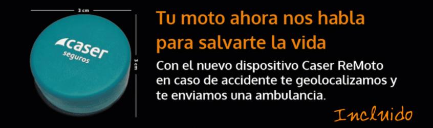 Dispositivo Caser ReMoto