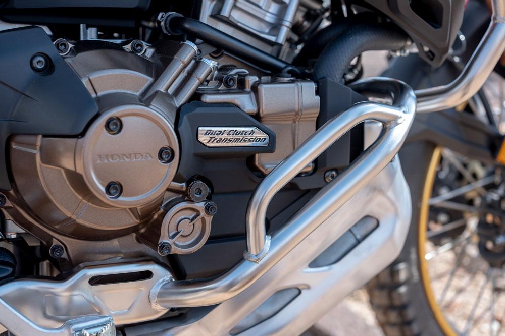 Motor Honda con sistema automático de doble embrague