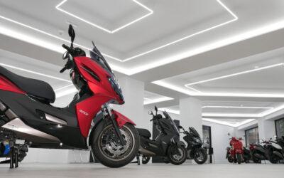 ¿Qué es la Reserva de Dominio en una moto o scooter?
